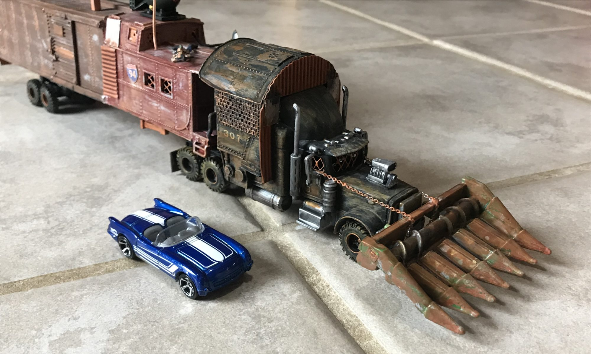 Gaslands Builds and More
